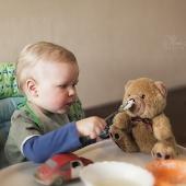 Маленький Егор