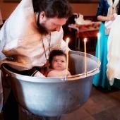 Крещение Ники