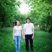 Настя и Андрей - часть 2