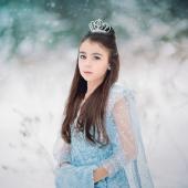 Снежная королева Даша