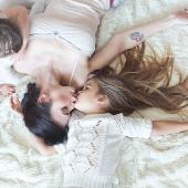 Ася и ее дочки